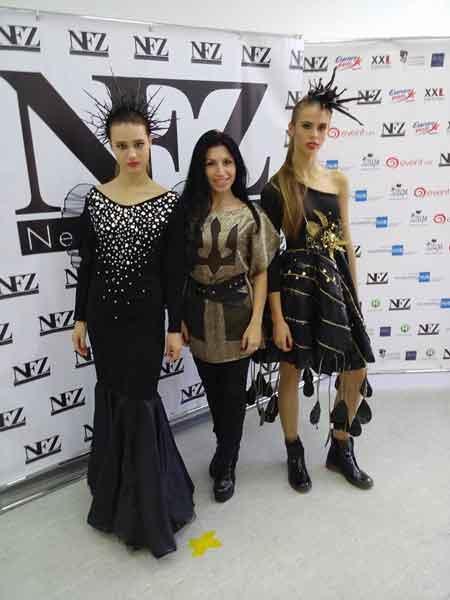 Черкаська студентка потрапила до фіналу конкурсу молодих дизайнерів New Fashion Zone