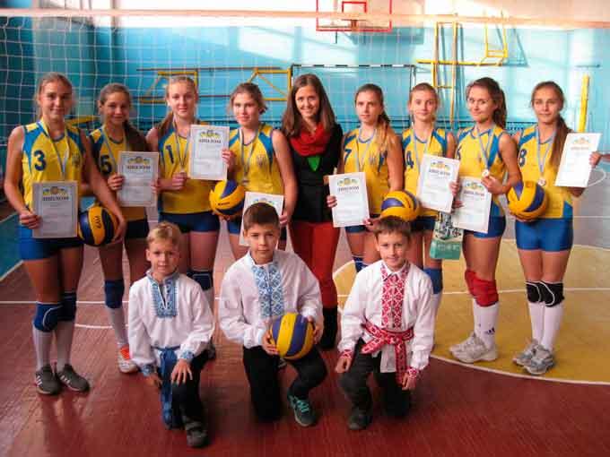 У Кам'янці відбувся турнір з волейболу серед дівчат