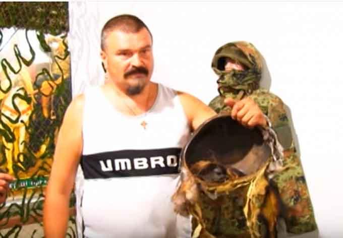 Звенигородські волонтери готують на фронт броньовик, якого немає навіть у НАТО