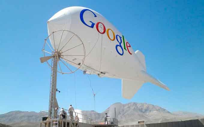 Корпорація Google відправляє в стратосферу близько трьохсот наповнених гелієм куль, за допомогою яких забезпечуватиметься високошвидкісне інтернет-з'єднання з віддаленими і важкодоступними районами Землі.
