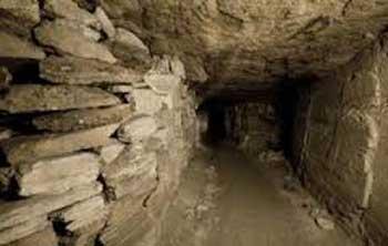 Підземний хід під Лисянкою
