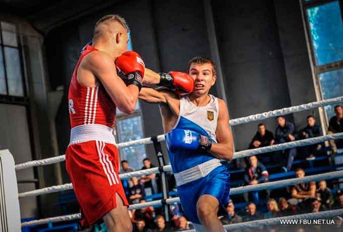 На Черкащині визначили найсильніших боксерів (результати)