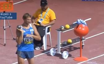 Черкаські паралімпійці вибороли два золота на чемпіонаті світу (відео)