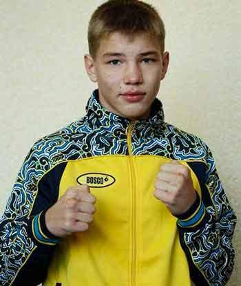 Черкаський боксер став чемпіоном Європи