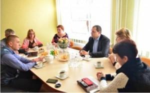 """На базі Черкаського будівельного ліцею планується створити навчальний центр підприємства """"ЗІП"""""""