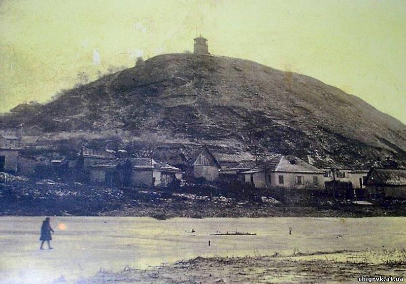Богданова гора (м. Чигирин)