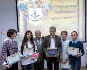 Студенти Уманського університету вибороли ІІ місце на Міжнародному турнірі з історії