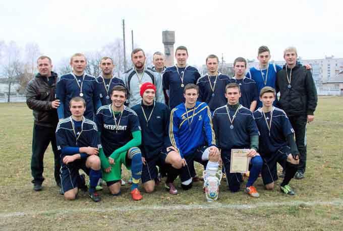 У Чорнобаї відбувся футбольний турнір імені Івана Миколайовича Шмига