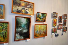19 квітня у Черкасах відкриється виставка «Сім кольорів мистецтва»