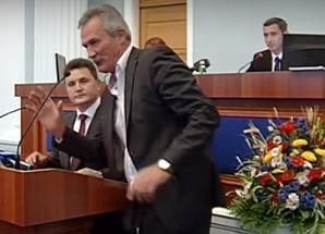 Новий голова облради заявляє, що ніколи не був регіоналом (відео)