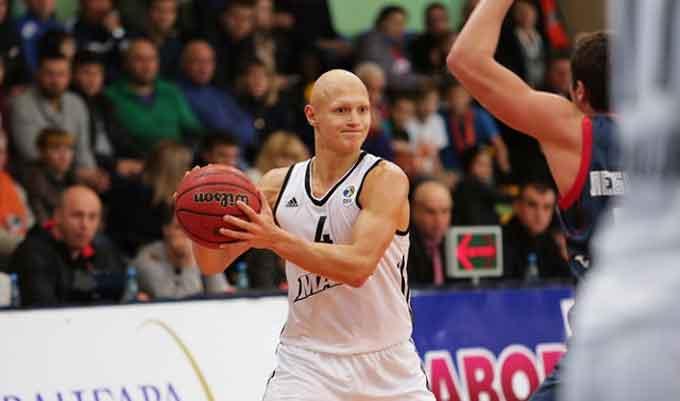 Гравець «Черкаських мавп» — кращий захисник чемпіонату України