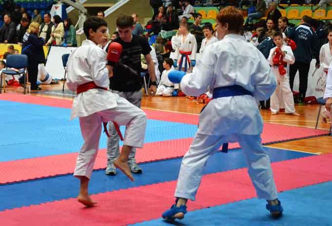 У Смілі пройде чемпіонат з традиційного карате