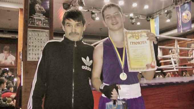 Черкасець знову став чемпіоном України з боксу