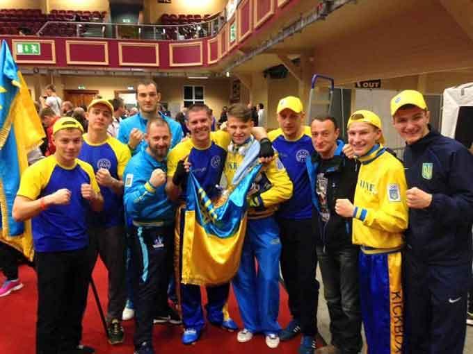 Черкащани здобули медалі на Чемпіонаті світу з кікбоксингу