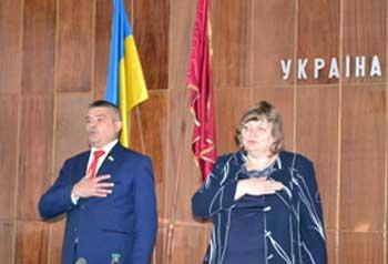 Депутати Драбівської районної ради обрали голову та заступника