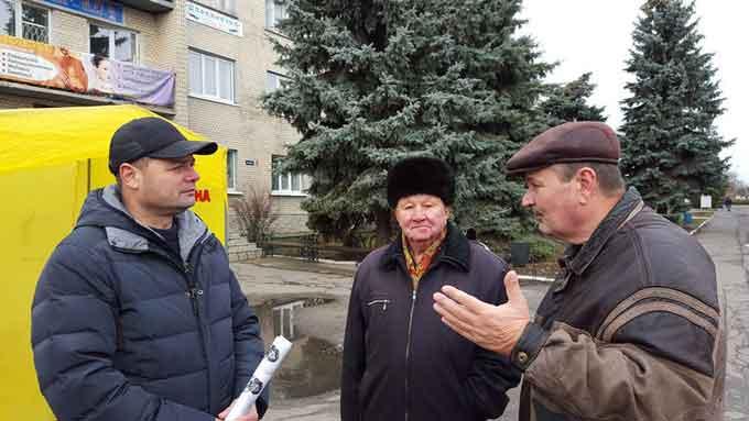Депутати Шполянської міськради вислухали скарги виборців