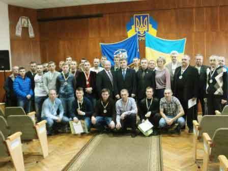 У Звенигородці нагородили футбольну команду «Шевченків край» та меценатів футболу