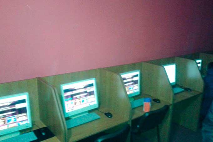 У Черкасах діють підпільні інтернет-казино