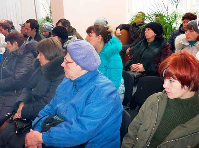 У Смілянському центрі зайнятості провели ярмарок вакансій для ТОВ «Меблі»Лівс»