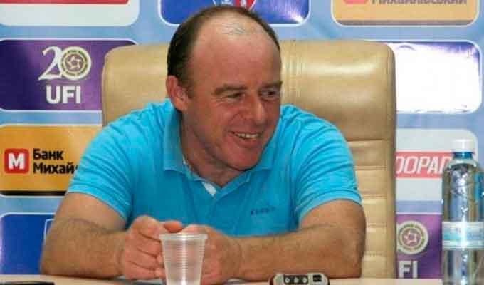Игорь Столовицкий: «Весной будем бороться за выход в Премьер-лигу»