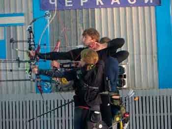 В Черкасах відбудеться кадетський Чемпіонат України зі стрільби з луку