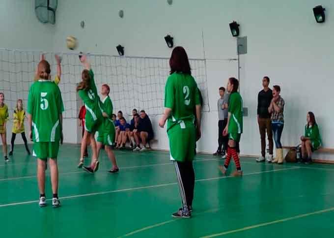 На Уманщині відбулися фінали змагань з волейболу