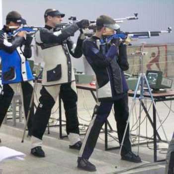 Черкаські спортсмени в десятці кращих на міжнародних змаганнях зі стрільби з пневматичної зброї