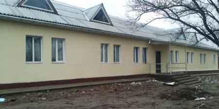 На Маньківщині завершили реконструкцію багатоквартирного будинку для лікарів