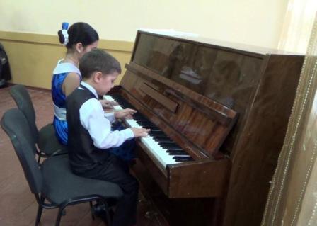 Посвята юних музикантів відбулася у Черкаському районі