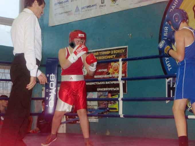 Відбувся відкритий чемпіонат з боксу КДЮСШ «Вулкан»