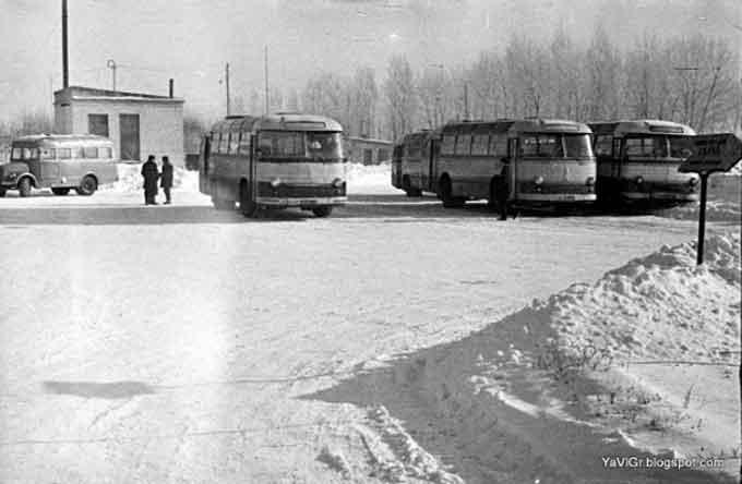 """Якими були черкаські """"маршрутки"""" у 60-х роках (фото)"""