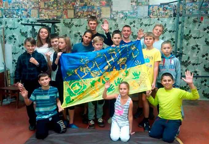 Черкаські веслувальники закликали берегти мир