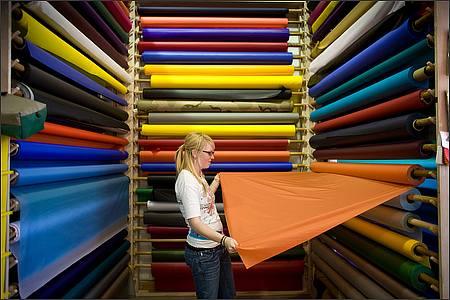 Черкащина збільшила виробництво текстилю