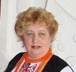 Голова ради ОСББ Наталія Сєргєєва