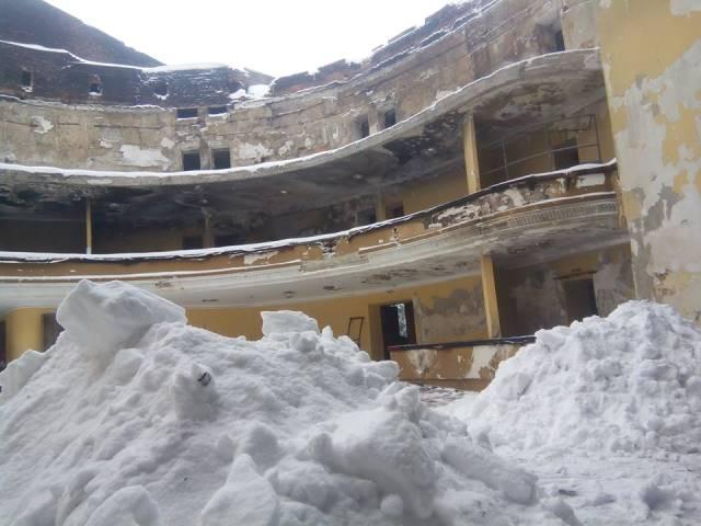 Кошти, які перерахували на ремонт театру, повернули до Держбюджету