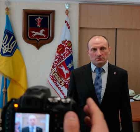Анатолія Бондаренка обрали головою Черкаського регіонального відділення Асоціації міст України.