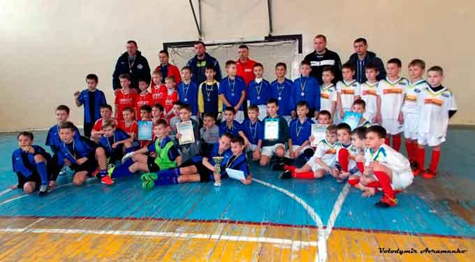Відбувся турнір з міні-футболу на кубок «Княжа» – 2016