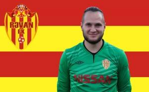 Городищанин - єдиний легіонер в азербайджанському футболі