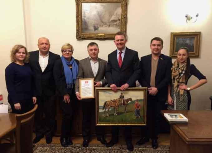 Депутати Черкаської міської ради відвідали з робочим візитом польське місто-побратим Бидгощ