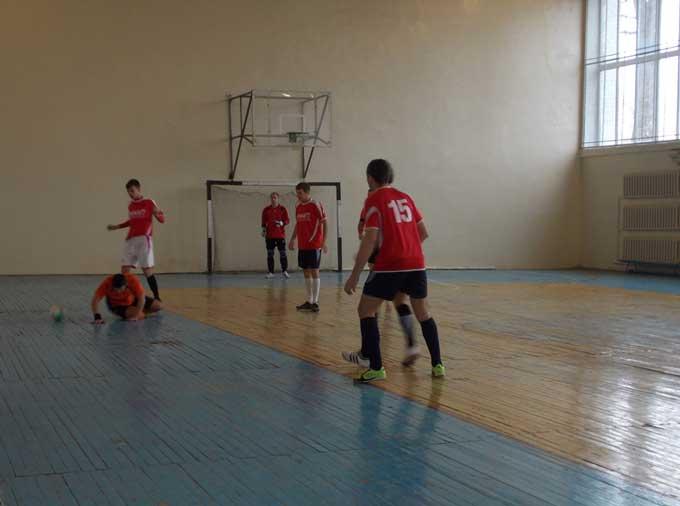 На Чорнобаївщині відбувся 5 тур відкритого чемпіонату району з міні-футболу
