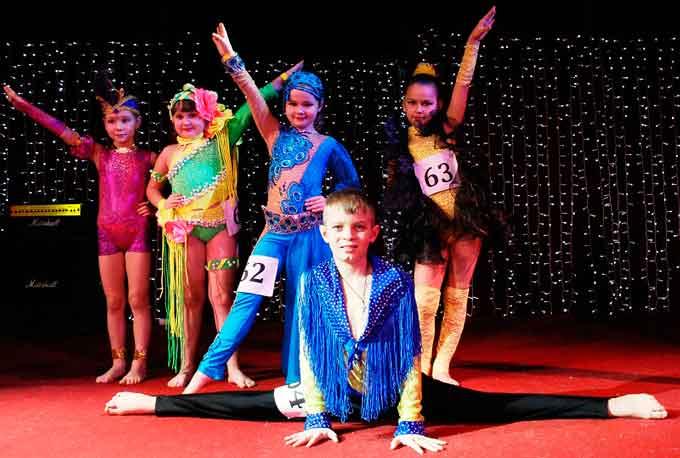 Юні черкасці успішно виступили на Міжнародному фестивалі мистецтв