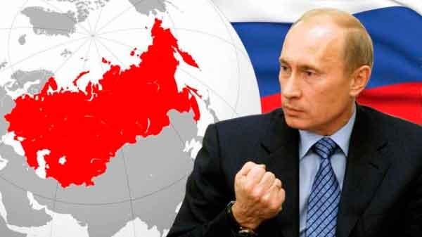 Владімір Путін, президент РФ