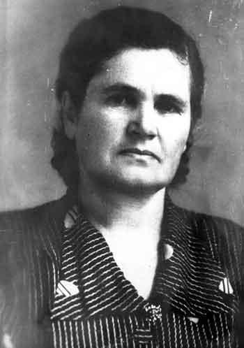 Александра Максимовна Шулежко