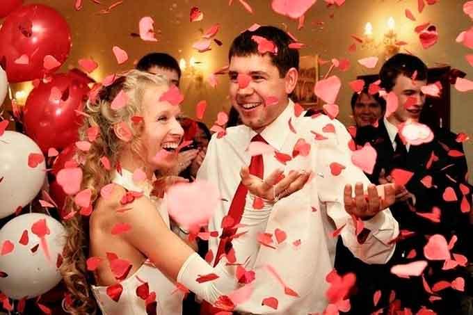 У День Святого Валентина в Черкасах одружаться всього дві пари