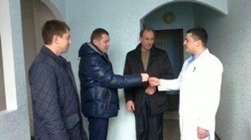 Лікар-хірург Лисянської центральної районної лікарні отримав службове житло