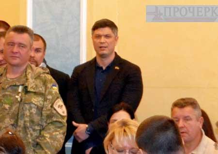 Заступник черкаського мера не підтвердив своє знання української мови