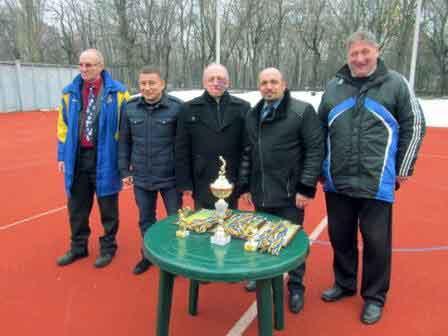 Завершився зимовий кубок федерації Черкаського району з міні-футболу