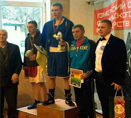 Черкаський боксер підкорив Білорусь