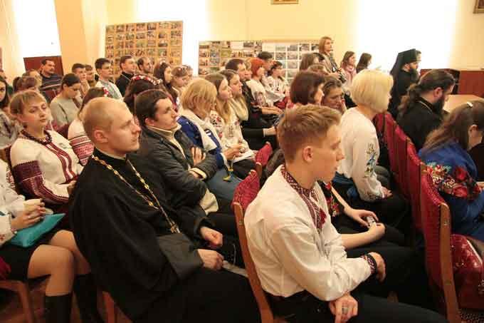 Представники Черкаської єпархії взяли участь у XIV Всеукраїнському з'їзді православної молоді
