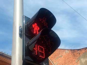 У Червоній Слободі нарешті встановлять світлофор